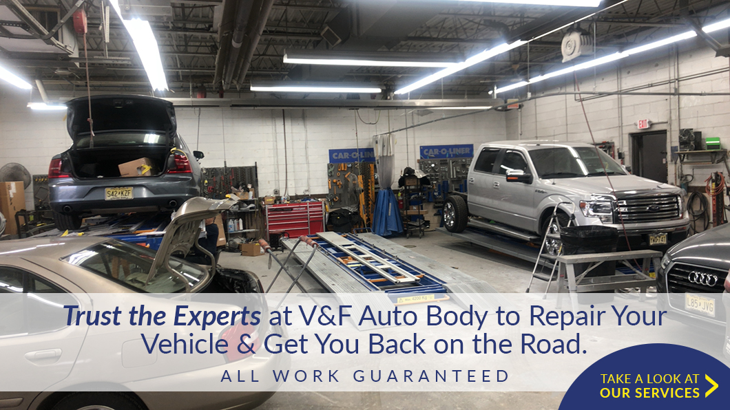 V F Auto Body Metuchen Keyport Nj Frame Alignment Car